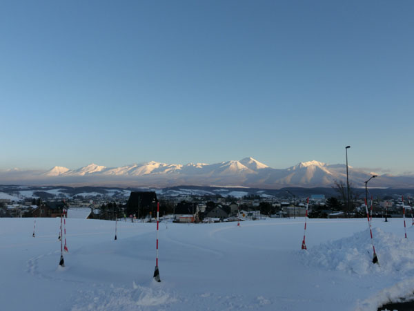 View from Kamifurano